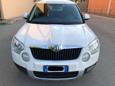 usata Skoda Yeti 1.2 benzina euro 5