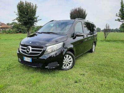 usata Mercedes V220 CDI Executive Long