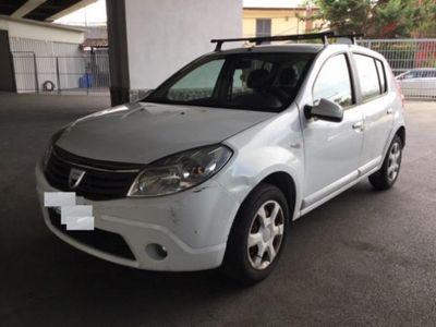 usata Dacia Sandero 1.4 8V GPL Ambiance