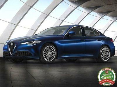 usata Alfa Romeo Giulia 2.2 Turbodiesel 160 CV AT8 Super Navi Led