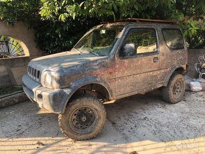 usata Suzuki Jimny 2005 benzina 4x4