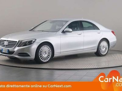 usata Mercedes S350 Bluetec 4matic Maximum