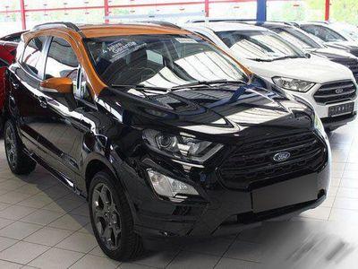 brugt Ford Ecosport St-line Navi