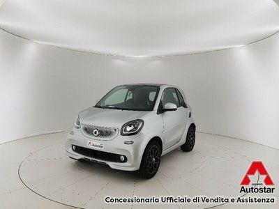 used Smart ForTwo Coupé Fortwo70 1.0 twinamic Superpassion