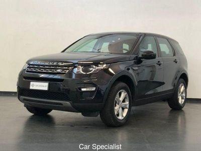 usata Land Rover Discovery Sport 2.0 TD4 150 Auto Business GARANZIA UFFICIALE - NAV