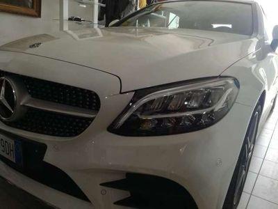 usata Mercedes C200 Auto Cabrio Premium Plus