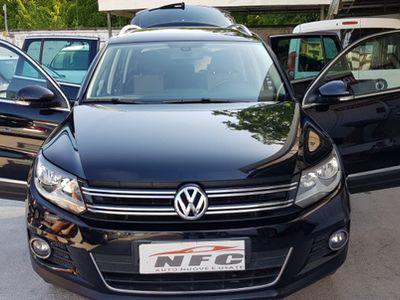 usata VW Tiguan 1.4 tsi 4motion 160 cv 80 mil km