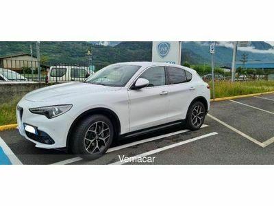 usata Alfa Romeo Stelvio 2.2 Turbodiesel 210 CV AT8 Q4 Ti