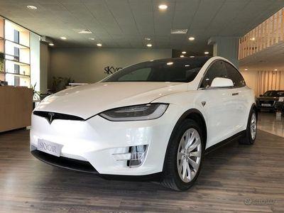 usata Tesla Model X Performance 4WD Supercharger Gr...