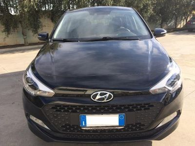 usata Hyundai i20 usata del 2015 a San Severo, Foggia