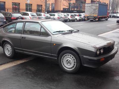 used Alfa Romeo Alfetta GT/GTV 1981