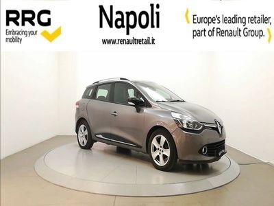 used Renault Clio 1.5 dCi 8V 75CV 5 porte Wave del 2013 usata a Pozzuoli
