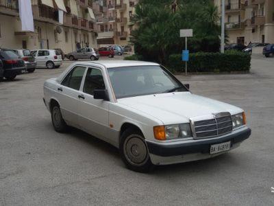 używany Mercedes 190 UNIPROPRIETARIO
