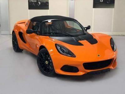 usata Lotus Elise Sport 220 Modello 2018 Orange Metallic
