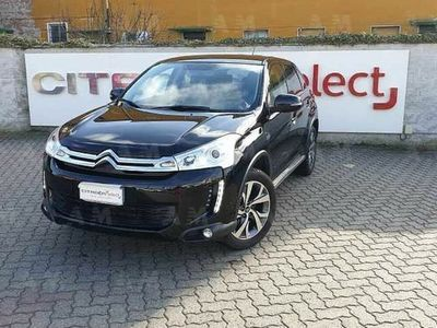 usado Citroën C4 Aircross HDi 115 S&S 4WD Exclusive