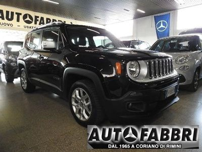usata Jeep Renegade -- 1.4 MultiAir BI-FUEL GPL Limited Ed-Navi