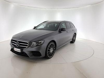 usata Mercedes 400 CLASSE E SW E SWd Premium Plus 4matic auto