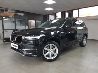 brugt Volvo XC90 D5 AWD Geartronic 7 Posti-2016