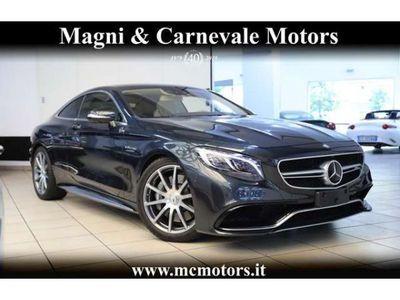 usata Mercedes S63 AMG AMG 4MATIC|LIFT SYSTEM|HEAD UP|ACC|NIGHT VIEW|UFFITA