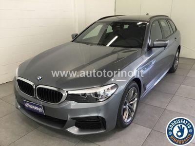 begagnad BMW 518 SERIE 5 TOURING d Touring M SPORT