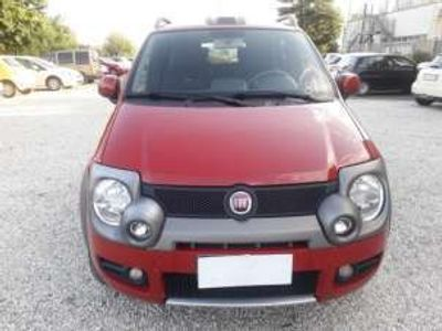 usata Fiat Panda Cross 1.3 mjt 16v 4x4 diesel