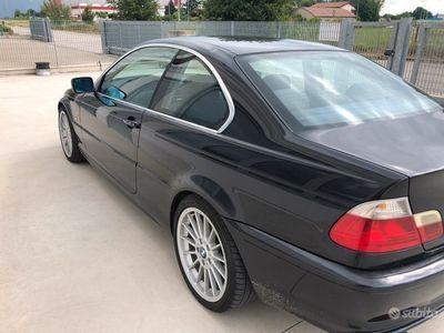 usata BMW 323 ci e46