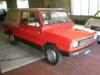 brugt Fiat 127 Moretti MidiMax - 1980