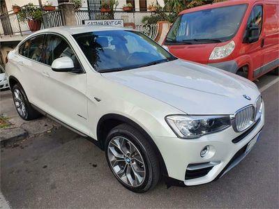 usata BMW X4 xdrive 20d xline 2016