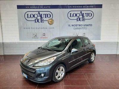 usata Peugeot 207 CC Cabrio 8V HDi 112CV Tecno del 2010 usata a Rosta