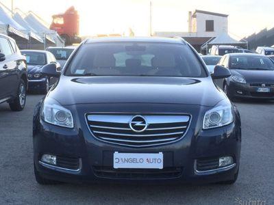 usata Opel Insignia SW 2.0 CDTI 130 cv AUTOMATICA