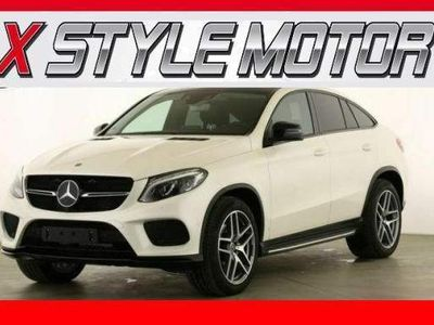 usata Mercedes GLE350 d 4Matic Coupé Premium AMG Comand-distron-night