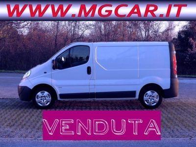 used Opel Vivaro 27 2.0 CDTI 120 CV PC-TN AUTOCARRO 3 P.- KM 68.000