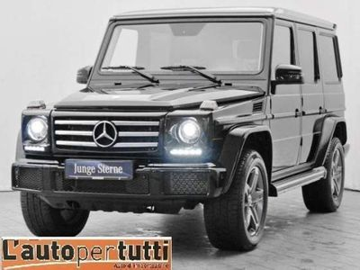 second-hand Mercedes G350 Classe Gd S.W.