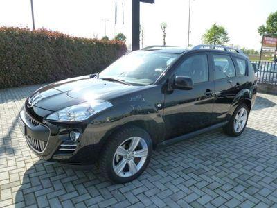 brugt Peugeot 4007 2.2 HDi 156CV Tecno CAMBIO AUTO CER