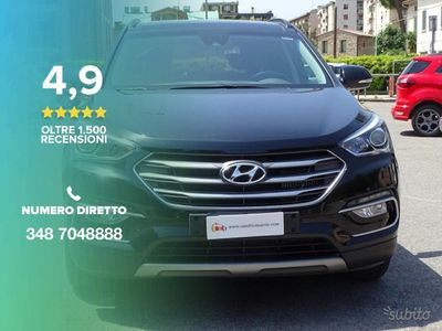 used Hyundai Santa Fe 2.2 CRDi 4WD A/T XPossible