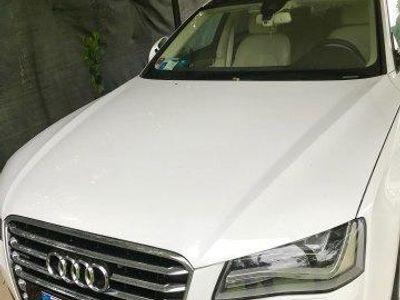 usata Audi A8L 3.0 TDI 250 CV clean diesel quattro