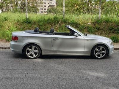 usata BMW 120 Cabriolet serie i