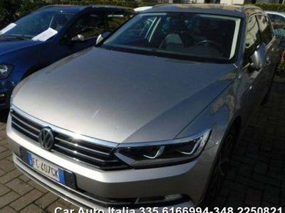 usata VW Passat 2.0 TDI 150CV Euro6 DSG Executive Navi Esteso Xeno