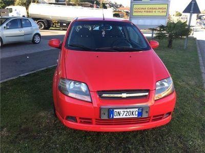 usata Chevrolet Kalos 1.2 3 porte SE Sport GPL Eco Logic*euro4*unico pro