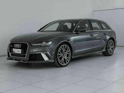 usata Audi RS6 Avant 4.0 TFSI 605 CV quattro tiptronic performanc