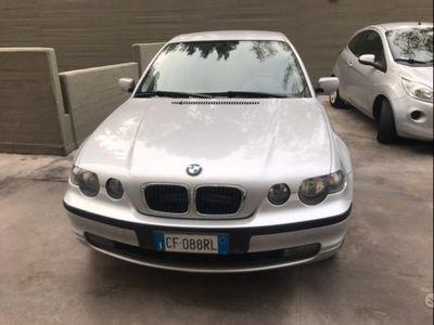 usata BMW 318 Compact td e46