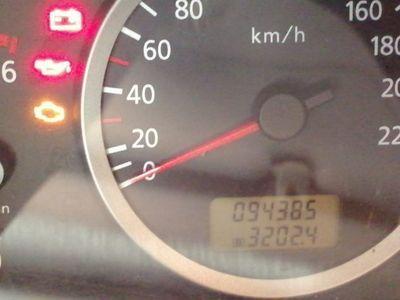 usata Nissan Almera Tino