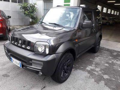 usata Suzuki Jimny 1.3i 16V cat 4WD Special GAS