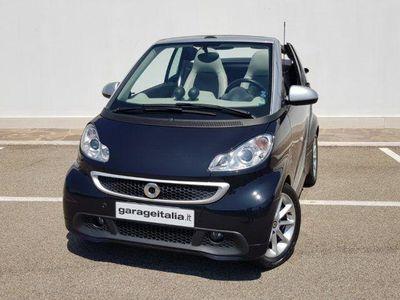 usata Smart ForTwo Cabrio 800 CDI PASSION PELLE NAVI FULL++++