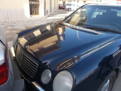 usado Mercedes E250 diesel cat Elegance