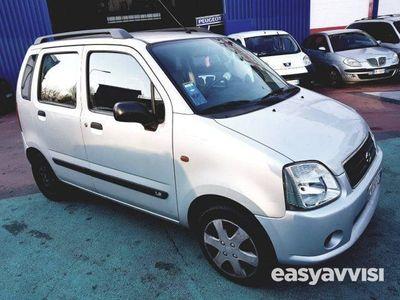 used Suzuki Wagon R+ 1.3 DDiS 16V cat GL