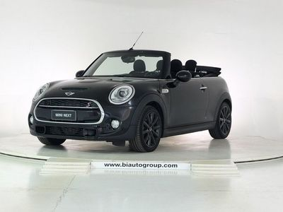 brugt Mini Cooper SD Cabriolet 2.0 aut. Hype