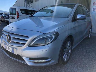 usata Mercedes B180 CDI BlueEFFICIENCY Premium