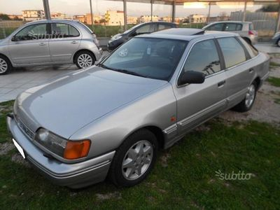 brugt Ford Scorpio 2.0i Twin Cam Cat 5p Ghia gpl - 1990