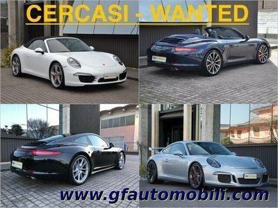 usata Porsche 911 * cercasi * wanted *